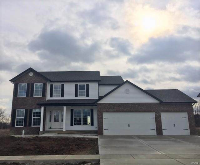 617 Monarch Drive, O'Fallon, IL 62269 (#20078318) :: The Becky O'Neill Power Home Selling Team