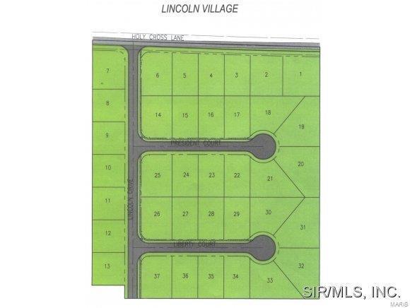 Lincoln Village, BREESE, IL 62230 (#2513367) :: Sue Martin Team