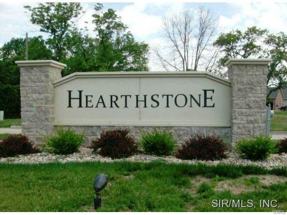 Hearthstone, Edwardsville, IL 62025 (#2803119) :: Parson Realty Group