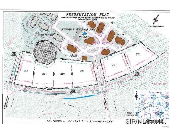 NE New Poag Road - Lot 1, Edwardsville, IL 62025 (#4209735) :: Fusion Realty, LLC