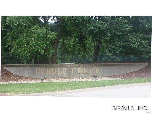 2301 Pebble Creek Drive, Alton, IL 62002 (#4210956) :: Century 21 Advantage