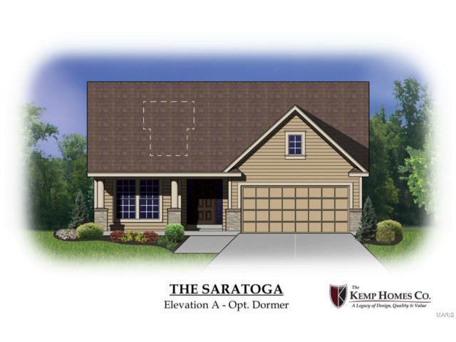 0 Saratoga - Ridgepointe Place, Lake St Louis, MO 63367 (#12030609) :: Sue Martin Team
