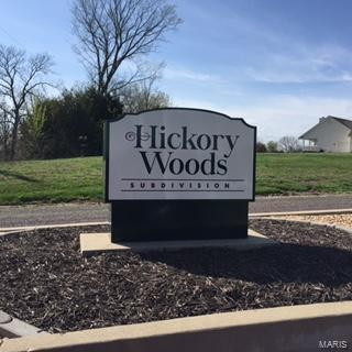 24 Lot # Hickory Woods, Washington, MO 63084 (#15020359) :: Holden Realty Group - RE/MAX Preferred