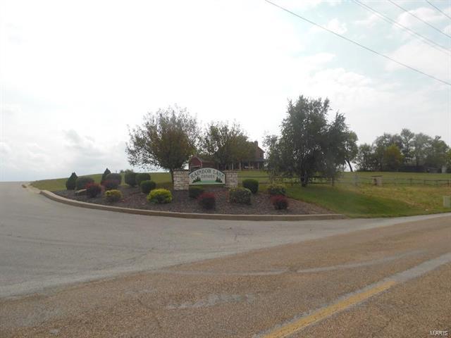 121 Rainbow Lake Drive, Villa Ridge, MO 63089 (#15058547) :: Sue Martin Team