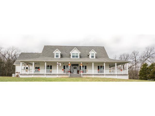 17579 N State Highway 21, Cadet, MO 63630 (#16057785) :: Clarity Street Realty