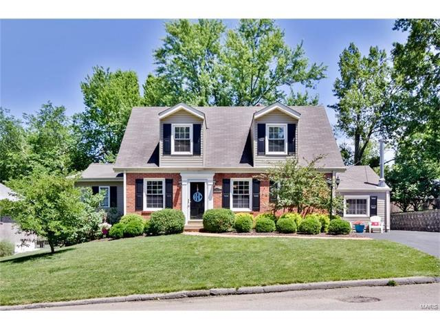 452 Clemens Avenue, Kirkwood, MO 63122 (#17046142) :: Johnson Realty