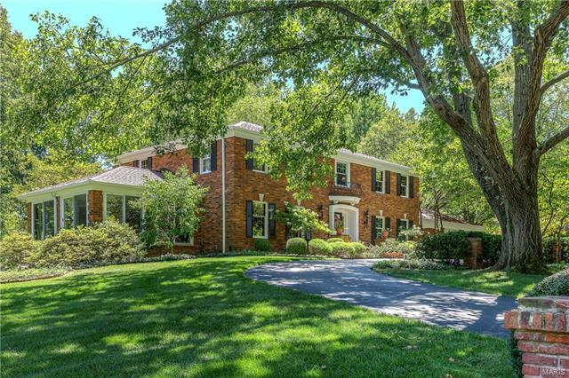 246 Doulton Place, St Louis, MO 63141 (#17056412) :: Clarity Street Realty