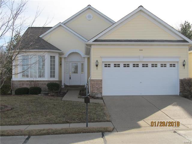 2060 Hawks Landing Drive, Lake St Louis, MO 63367 (#17095975) :: Clarity Street Realty