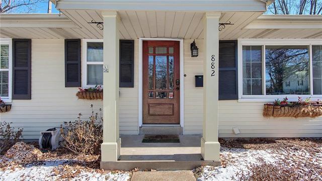 882 Wood Avenue, Kirkwood, MO 63122 (#18002216) :: St. Louis Realty