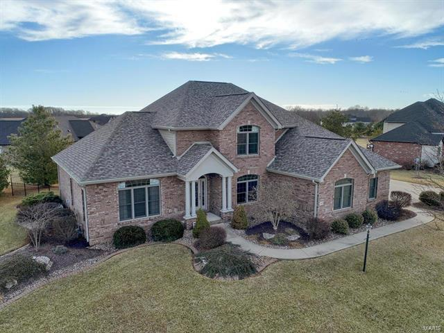 3918 Shale Drive, Edwardsville, IL 62025 (#18002732) :: Holden Realty Group - RE/MAX Preferred
