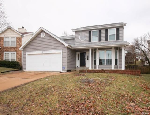 324 Hunters Spur, Wildwood, MO 63040 (#19004407) :: The Kathy Helbig Group