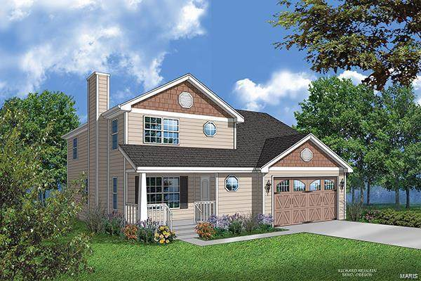 1201 Lear Lane, Mascoutah, IL 62258 (#21007233) :: Fusion Realty, LLC