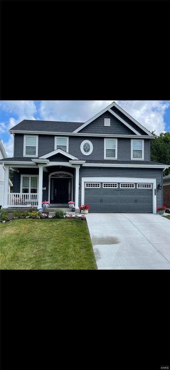 815 Poinsetta, Kirkwood, MO 63122 (#21028194) :: Clarity Street Realty