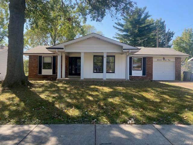 1664 Kingsford, Florissant, MO 63031 (#21072096) :: Matt Smith Real Estate Group