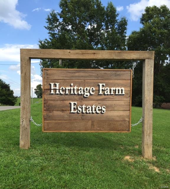 1 Heritage Farm Estate, Jackson, MO 63755 (#77503) :: The Becky O'Neill Power Home Selling Team