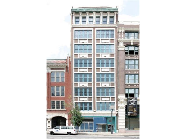 1517 Washington Avenue #302, St Louis, MO 63103 (#16076038) :: Carrington Real Estate Services