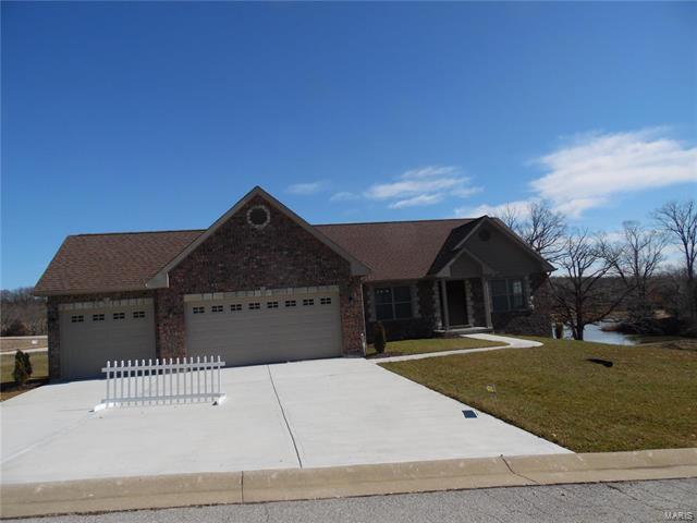 504 Rainbow Side Drive, Villa Ridge, MO 63089 (#17011738) :: Clarity Street Realty