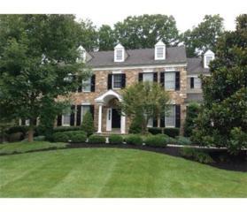 9 Shady Brook Lane, Cranbury, NJ 08512 (MLS #1712731) :: The Dekanski Home Selling Team