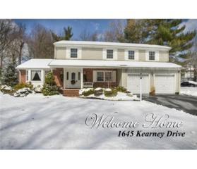 1645 Kearney Drive, North Brunswick, NJ 08902 (MLS #1713688) :: The Dekanski Home Selling Team