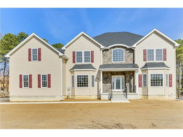 206B Matchaponix Avenue, Monroe, NJ 08831 (MLS #1721074) :: The Dekanski Home Selling Team