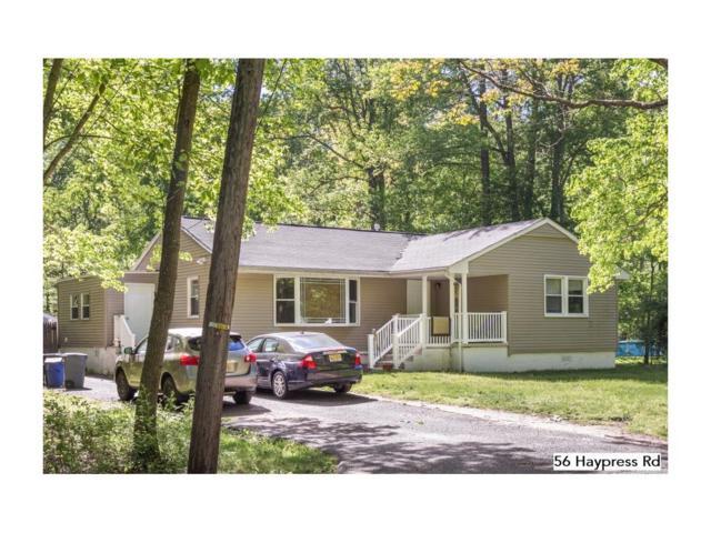 56 Haypress Road, South Brunswick, NJ 08512 (MLS #1801315) :: The Dekanski Home Selling Team