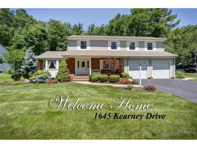 1645 Kearney Drive, North Brunswick, NJ 08902 (MLS #1801617) :: The Dekanski Home Selling Team