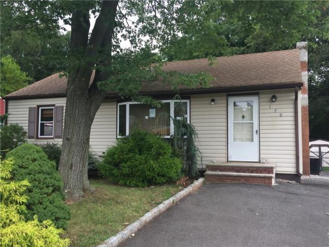 170 Hudson Street, South Plainfield, NJ 07080 (MLS #1802495) :: The Dekanski Home Selling Team