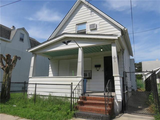 593 W Side Avenue, Perth Amboy, NJ 08861 (MLS #1803470) :: The Dekanski Home Selling Team