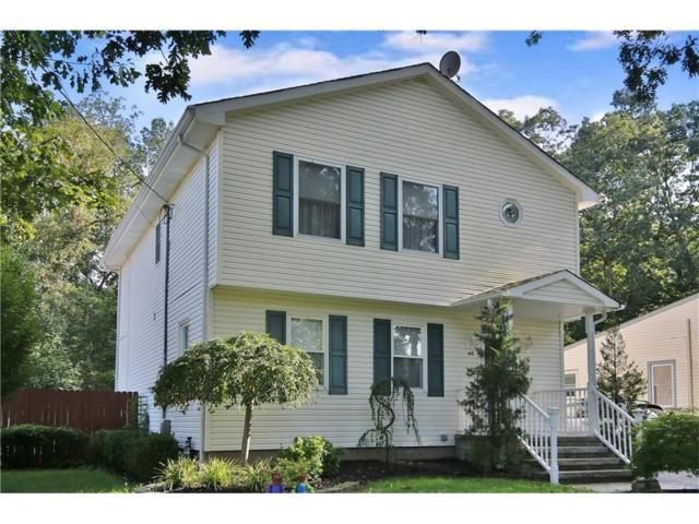 46 Lake Avenue, Helmetta, NJ 08828 (MLS #1804278) :: The Dekanski Home Selling Team