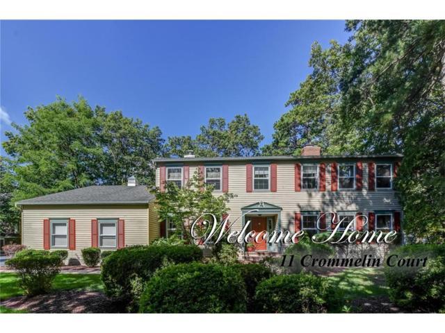 11 Crommelin Court, East Brunswick, NJ 08816 (MLS #1804393) :: The Dekanski Home Selling Team