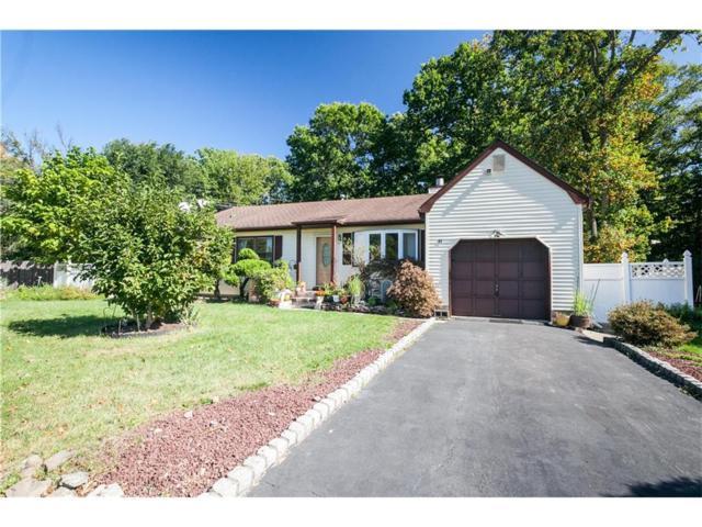 44 Westwood Circle, Edison, NJ 08820 (MLS #1805221) :: The Dekanski Home Selling Team