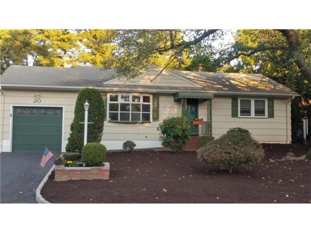 20 Lamar Avenue, Edison, NJ 08820 (MLS #1805348) :: The Dekanski Home Selling Team