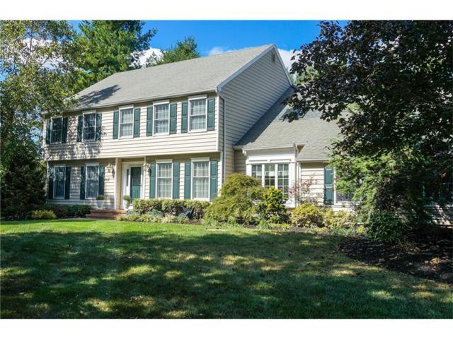 25 Washington Drive, Cranbury, NJ 08512 (MLS #1805395) :: The Dekanski Home Selling Team