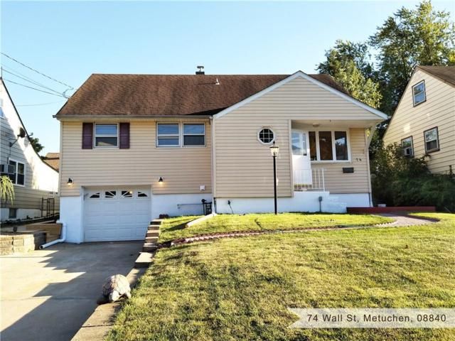 74 Wall Street, Menlo Park Terrace, NJ 08840 (MLS #1805596) :: The Dekanski Home Selling Team