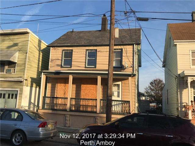 418 Mechanic Street, Perth Amboy, NJ 08861 (MLS #1808872) :: The Dekanski Home Selling Team