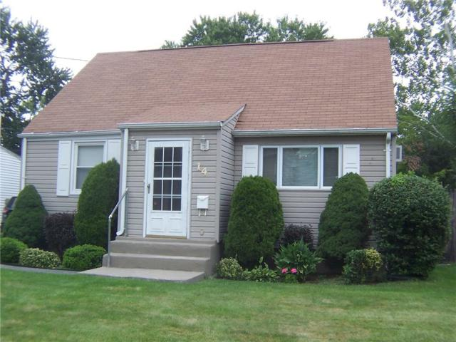 14 W Cliff Road, Colonia, NJ 07067 (#1825767) :: Daunno Realty Services, LLC