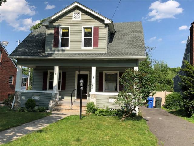 598 Barron Avenue, Woodbridge Proper, NJ 07095 (MLS #1826104) :: The Dekanski Home Selling Team