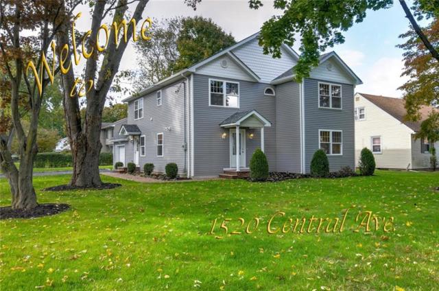 1520 Central Avenue, South Plainfield, NJ 07080 (#1910010) :: Group BK