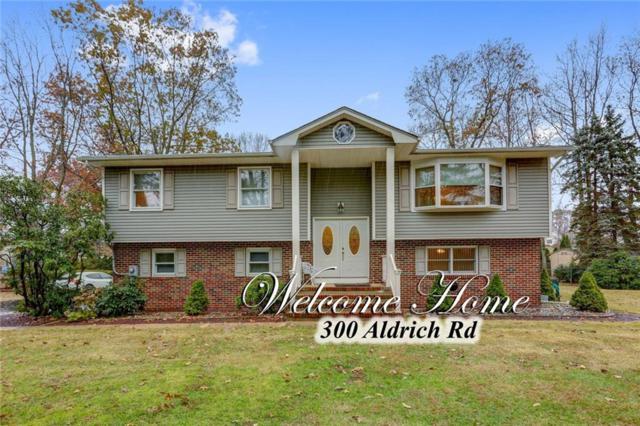 300 Aldrich Road, Howell, NJ 07731 (MLS #1911279) :: Vendrell Home Selling Team