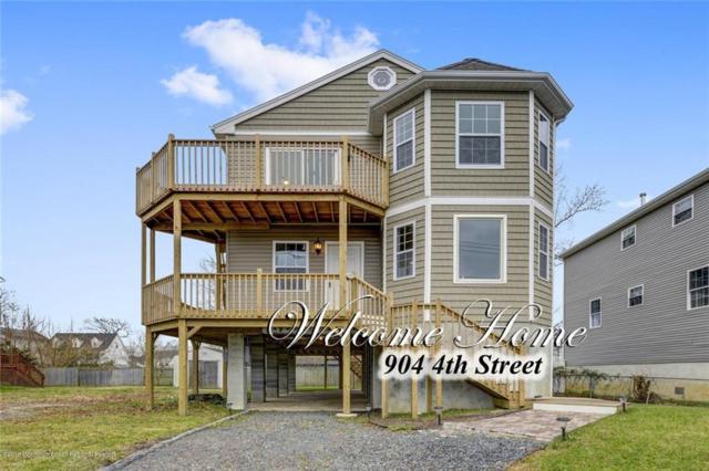 904 4th Street, Union Beach, NJ 07735 (MLS #1912257) :: Vendrell Home Selling Team