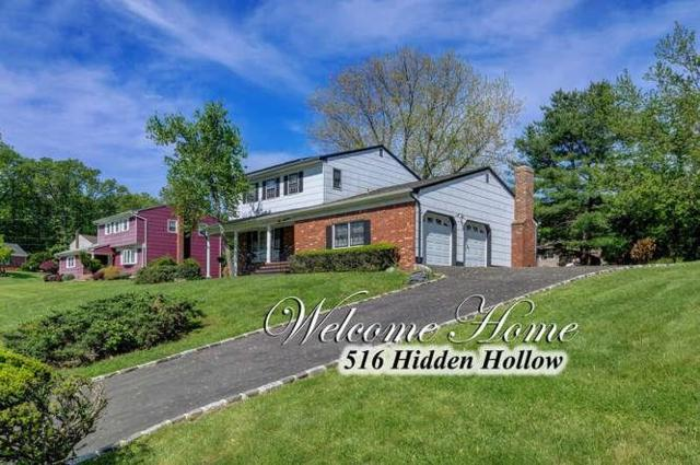 516 Hidden Hallow Court, Scotch Plains, NJ 07076 (#1923815) :: Daunno Realty Services, LLC