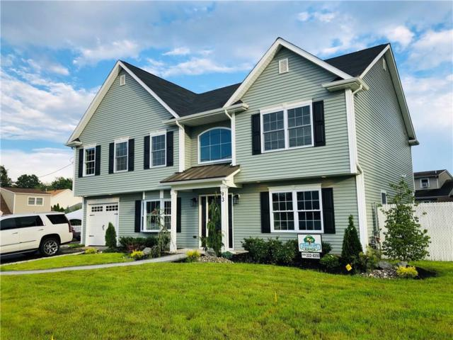 93 Patricia Avenue, Colonia, NJ 07067 (#1928227) :: Daunno Realty Services, LLC