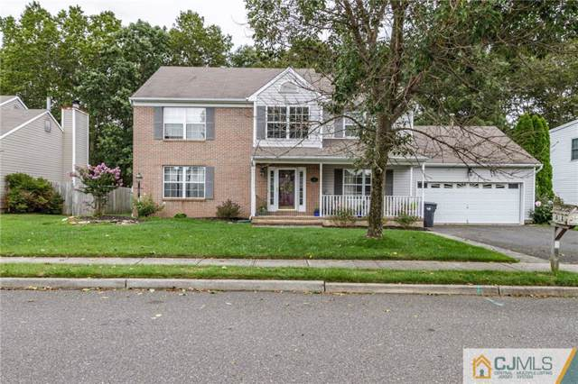 34 Bryce Canyon Road, Howell, NJ 07731 (MLS #2004420) :: REMAX Platinum