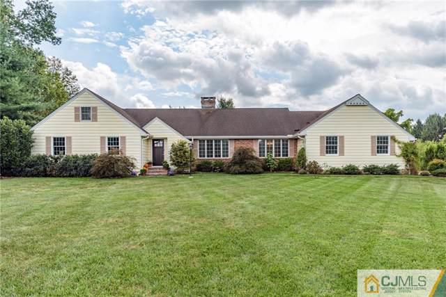 45 Cranbury Neck Road, Cranbury, NJ 08512 (MLS #2004547) :: The Dekanski Home Selling Team