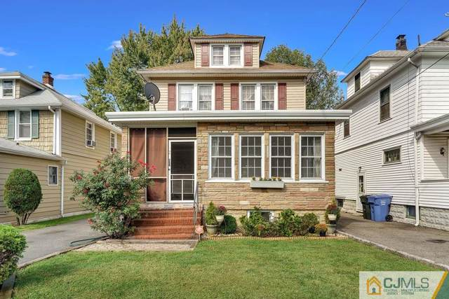 627 Rahway Avenue, Woodbridge Proper, NJ 07095 (#2004602) :: Daunno Realty Services, LLC