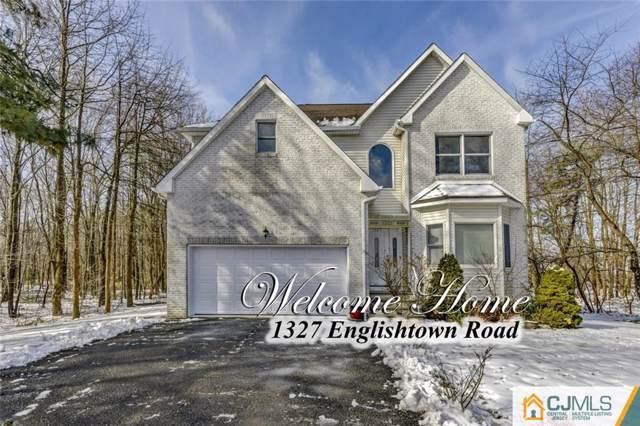1327 Englishtown Road, Old Bridge, NJ 08857 (MLS #2004738) :: REMAX Platinum
