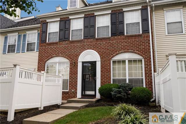77 Goodwin Drive, North Brunswick, NJ 08902 (MLS #2004863) :: REMAX Platinum