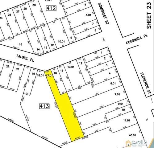 12 Laurel Place, New Brunswick, NJ 08901 (MLS #2004951) :: REMAX Platinum