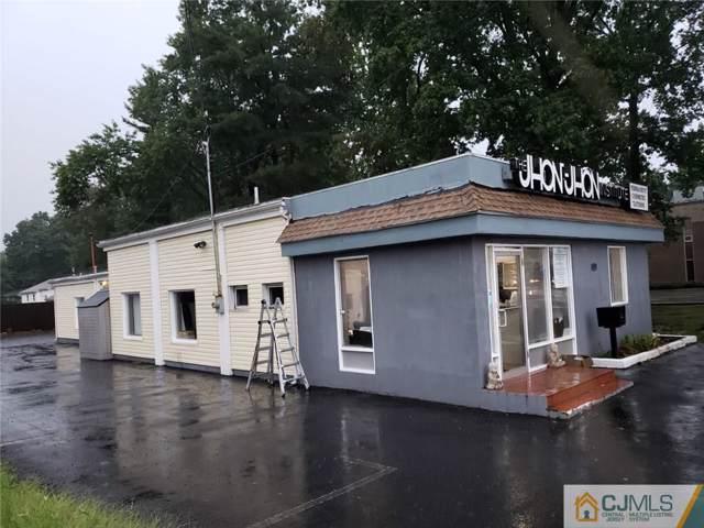 1261 Us Route 1 Highway, Edison, NJ 08837 (MLS #2004965) :: The Dekanski Home Selling Team