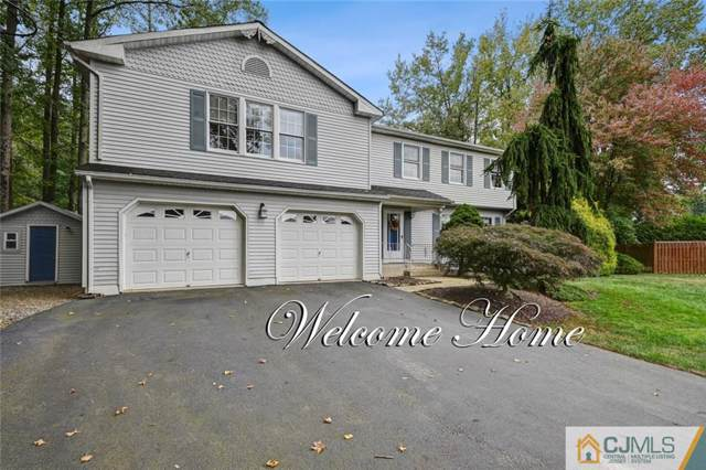 8 Tiby Place, South Brunswick, NJ 08852 (MLS #2005298) :: REMAX Platinum